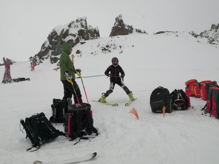 Trainingslager Sölden 2019