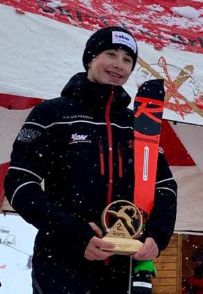 1. VSV Slalom in Zürs