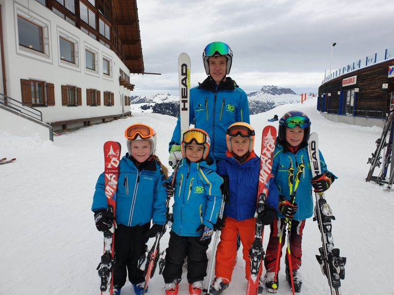 Kadertraining am Hochjoch