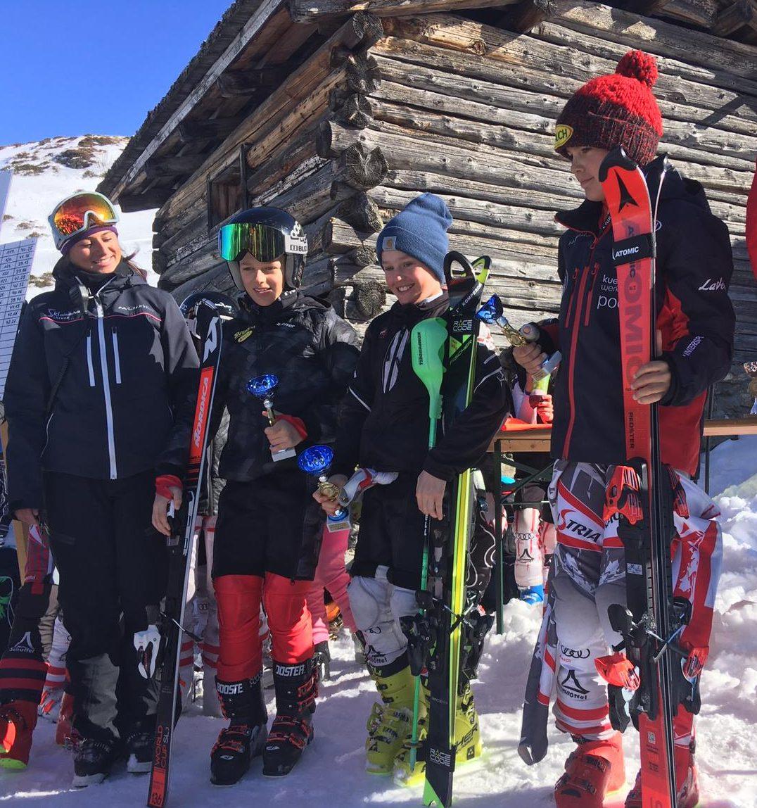VSV Kinder SL Rennen 20. Februar 2020