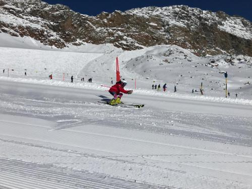 Training in Sölden 09./10. November 2019