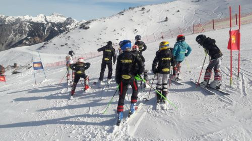 VSV Kinder SL Rennen 22.02.20